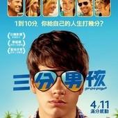 Movie, The Way, Way Back(美) / 三分男孩(台) / 陽光冏男孩(港) / 迷途知返(網), 電影海報, 台灣