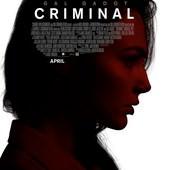 Movie, Criminal(英.美) / 換腦行動(台) / 超脑48小时(中), 電影海報, 角色海報