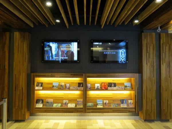 真善美劇院, 1F, 電影櫥窗