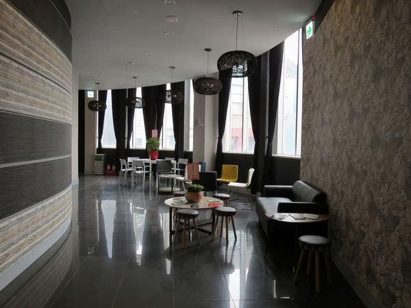 真善美劇院, 7F, 大廳, 走道, 休憩空間