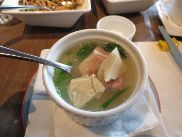 紅豆小館@南港店, 餐點, 醃篤鮮