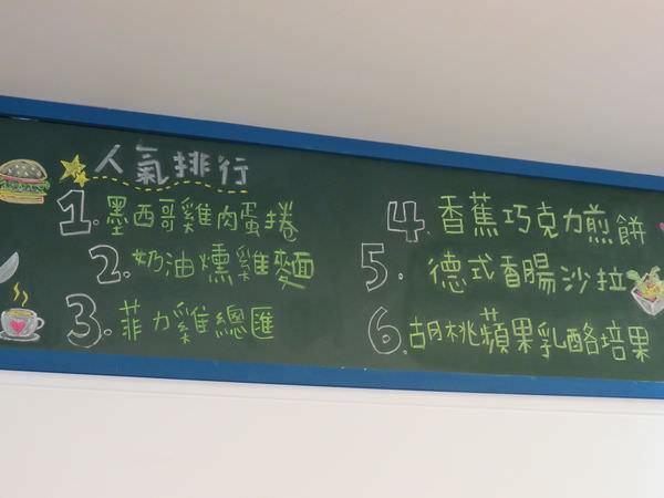 Arty Burger Café@政大店, 人氣排行