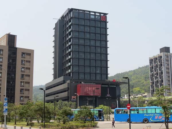 美麗新廣場, 台北市, 中山區, 北安路