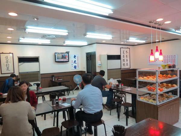老虎醬溫州大餛飩@忠孝店, 用餐環境