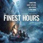 Movie, The Finest Hours(美) / 絕命救援(台) / 怒海救援, 電影海報, 美國