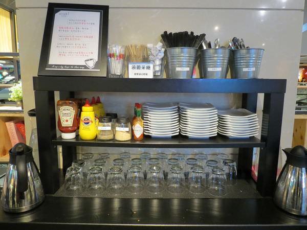 azuki café@南港店, 調味料