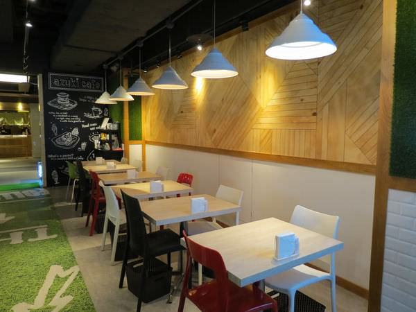 azuki café@南港店, 用餐環境