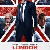 Movie, London Has Fallen(美.英.保) / 全面攻佔2:倫敦救援(台) / 伦敦陷落(中) / 白宮淪陷2:倫敦淪陷(港), 電影海報, 美國