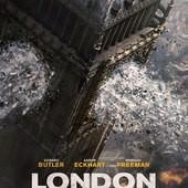 Movie, London Has Fallen(美.英.保) / 全面攻佔2:倫敦救援(台) / 伦敦陷落(中) / 白宮淪陷2:倫敦淪陷(港), 電影海報, 國際
