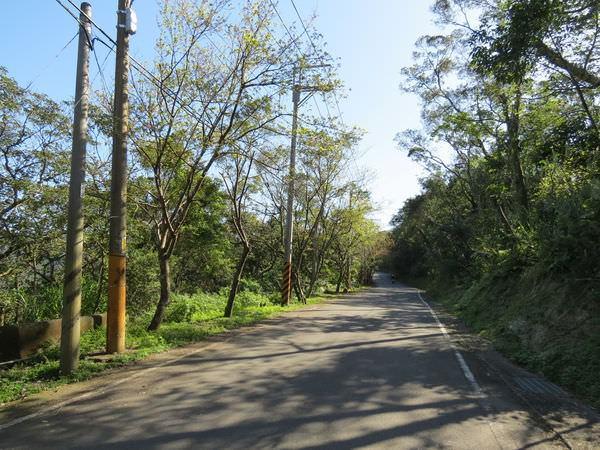 阿柔洋產業道路, 新北市深坑區阿柔里