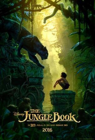 Movie, The Jungle Book / 森林王子, 電影海報
