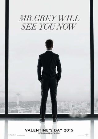 Movie, Fifty Shades of Grey / 格雷的五十道陰影 / 五十度灰 / 格雷的五十道色戒, 電影海報