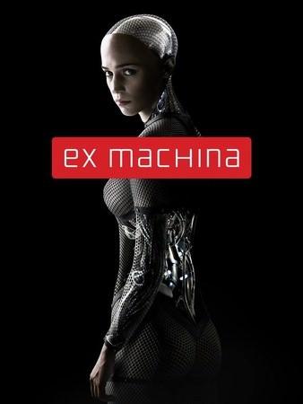Movie, Ex Machina / 機械姬 / 人造意識, 電影海報