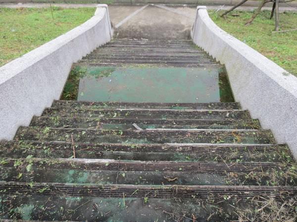 內溝溪自然生態步道, 樂活公園, 第二區