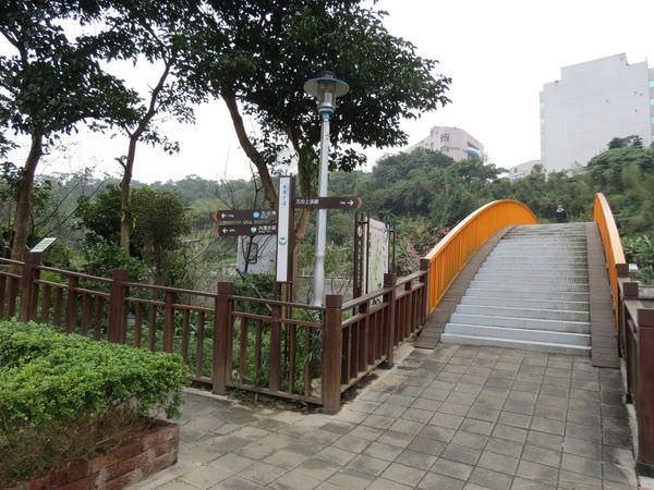 內溝溪自然生態步道, 樂康步道