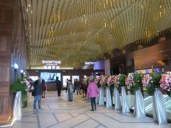 嘉義秀泰影城, 4F, 大廳