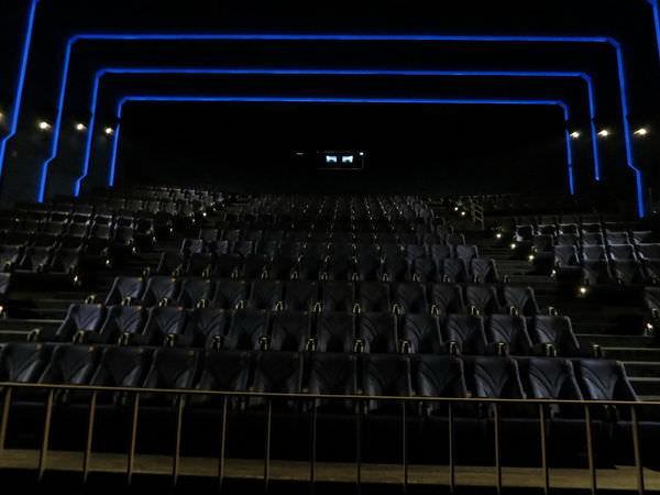 嘉義秀泰影城, 電影廳, 1廳(超級巨幕廳)