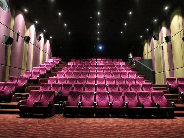 嘉義秀泰影城, 電影廳, 4廳