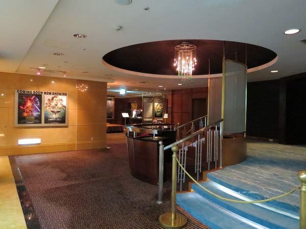 大千電影院, 大廳