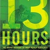 Books, 13 Hours:The Inside Account of What Really Happened in Benghazi, 封面