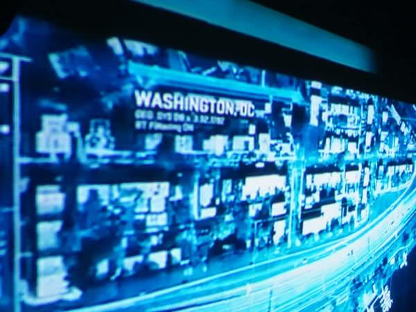 BenQ W2000 側投導演機, 測試《變形金剛3》預告