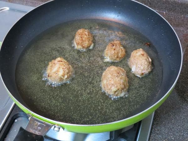 牛頭牌紅蔥醬, 開運團圓年菜, 香蔥燒肉丸14