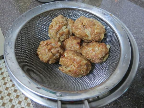 牛頭牌紅蔥醬, 開運團圓年菜, 香蔥燒肉丸15