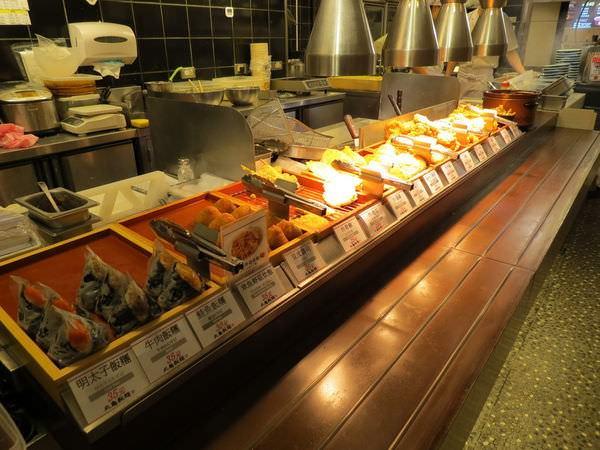 讚岐釜揚烏龍麵 丸龜製麵@新光三越A8館, 餐點, 飯糰&炸物