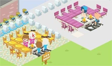 Restaurant City 2016, 服務生分桌