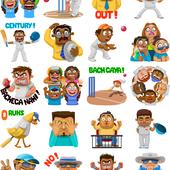 Facebook, 貼圖商店, 板球大賽