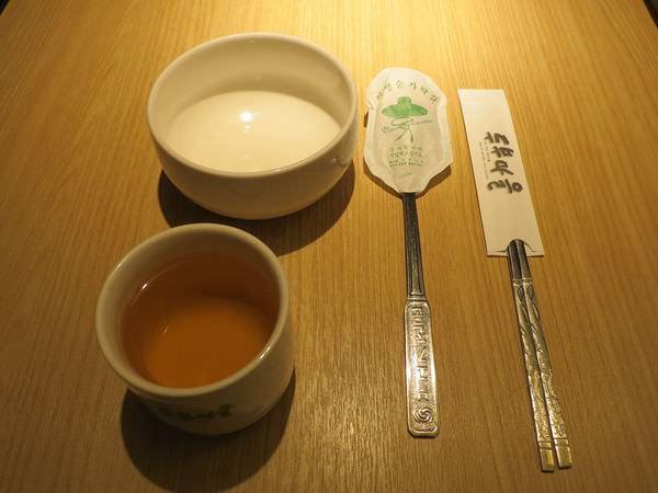 豆腐村@南港店, 餐具