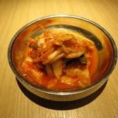 豆腐村@南港店, 餐點, 泡菜
