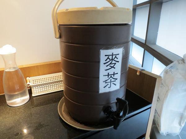 豆腐村@南港店, 餐點, 麥茶