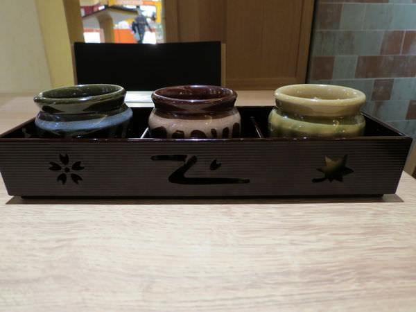 靜岡勝政日式豬排@美麗華店, 餐點, 小菜