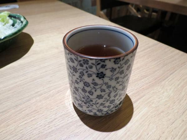 靜岡勝政日式豬排@美麗華店, 餐點, 掛川茶