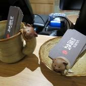 靜岡勝政日式豬排@美麗華店, 名片