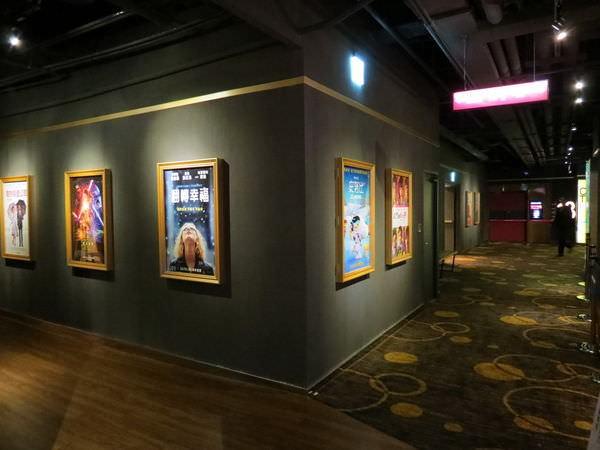 喜樂時代影城, 12F, 電影廳