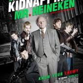 Movie, Kidnapping Freddy Heineken / 惊天绑架团 / 綁架海尼根 / 喜力綁架案, 電影海報