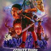 Movie, Scouts Guide to the Zombie Apocalypse / 殭屍教戰守則 / 僵尸启示录:童军手册 / 戇Scout打爆喪屍城, 電影海報