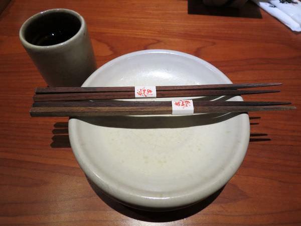 銀座杏子日式豬排@台北京站店, 餐具