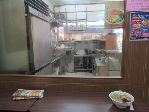田舍手打麵@西寧店, 廚房