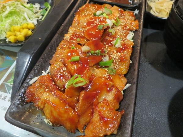 念戀小館, 烤松阪豬定食