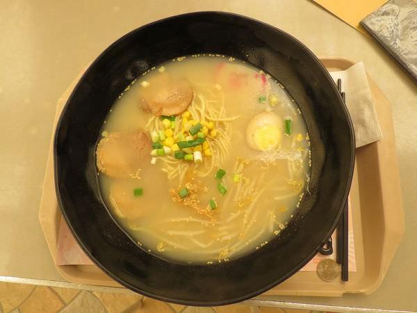 銀城日式拉麵@京華城店, 食物份量與擺盤