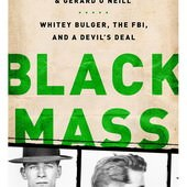 Book, Black Mass: Whitey Bulger, the FBI, and a Devil's Deal, 封面