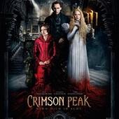 Movie, Crimson Peak / 腥紅山莊 / 猩红山峰 / 血色莊園, 電影海報