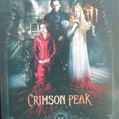 Movie, Crimson Peak / 腥紅山莊 / 猩红山峰 / 血色莊園, 電影DM