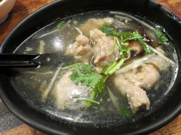 西門金峰魯肉飯(西門店), 香菇肉羹湯