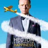 Movie, Hector and the Search for Happiness / 尋找快樂的15種方法 / 寻找幸福的赫克托 / 尋找快樂大步走, 電影海報