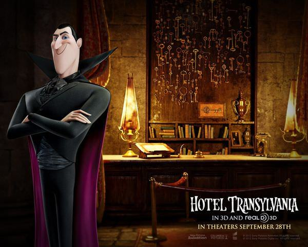 Movie, Hotel Transylvania / 尖叫旅社 / 精灵旅社 / 鬼靈精怪大酒店, 電影桌布