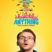 Movie, Absolutely Anything / 超能玩很大 / 魔法教师, 電影海報